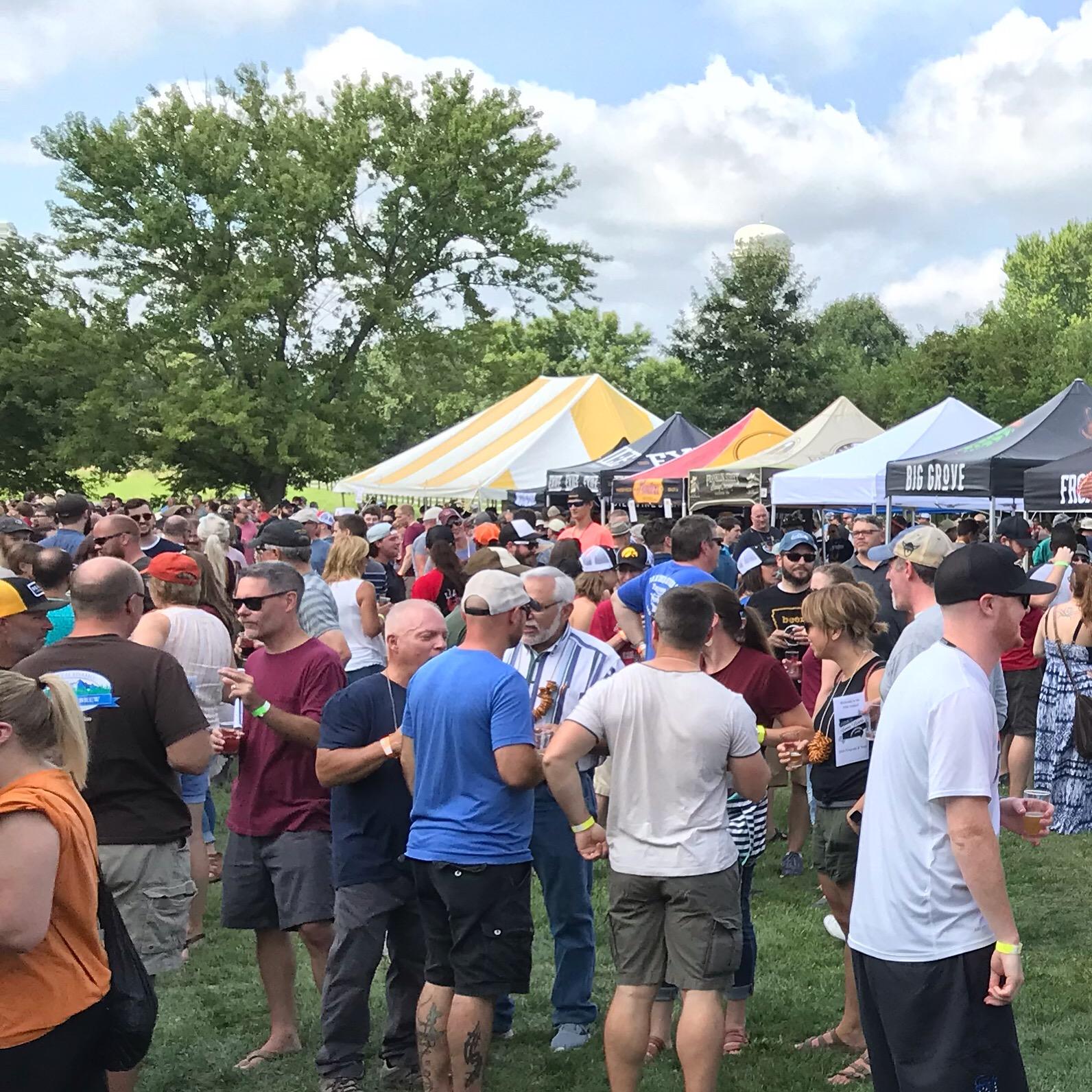 2019 Festival of Iowa Beers