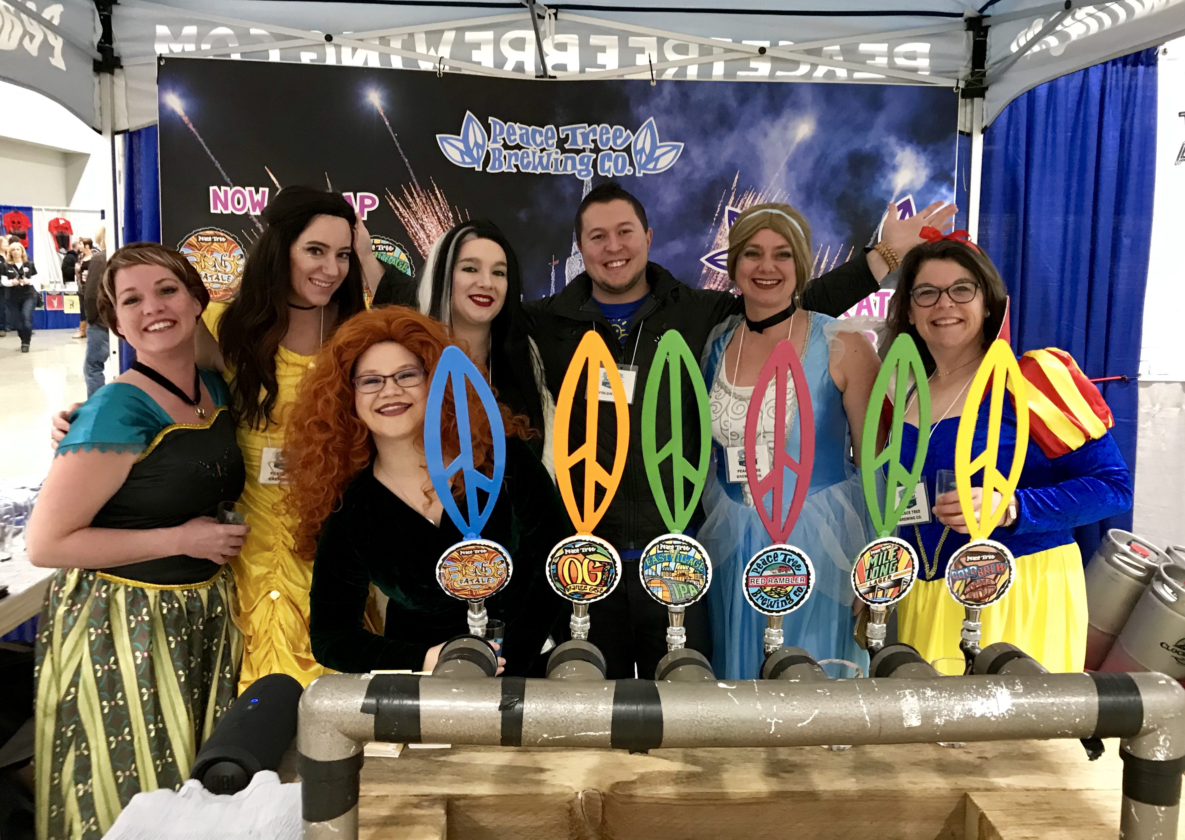 BrrrFest 2019 - Peace Tree Brewery