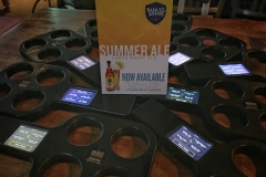 We co-sponsored our after party with Sam Adams