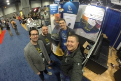 The FliteBrite Booth Crew