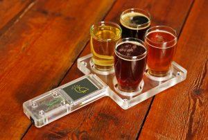 Beer Flight Paddles