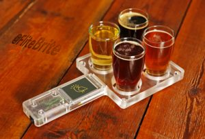 Electronic Beer Paddle