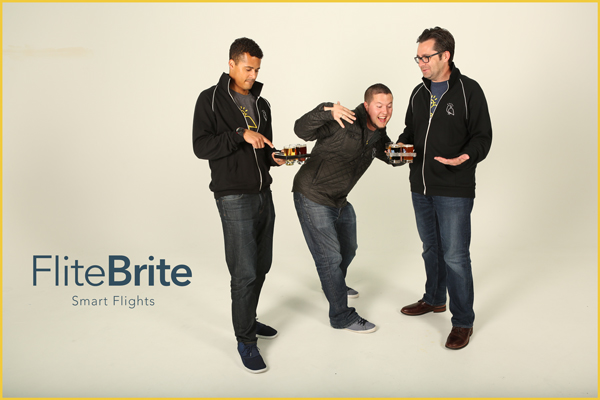 FliteBrite - Smart Beer Flights