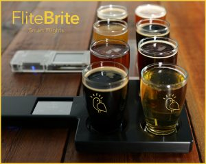 Smart Beer Flights - FliteBrite