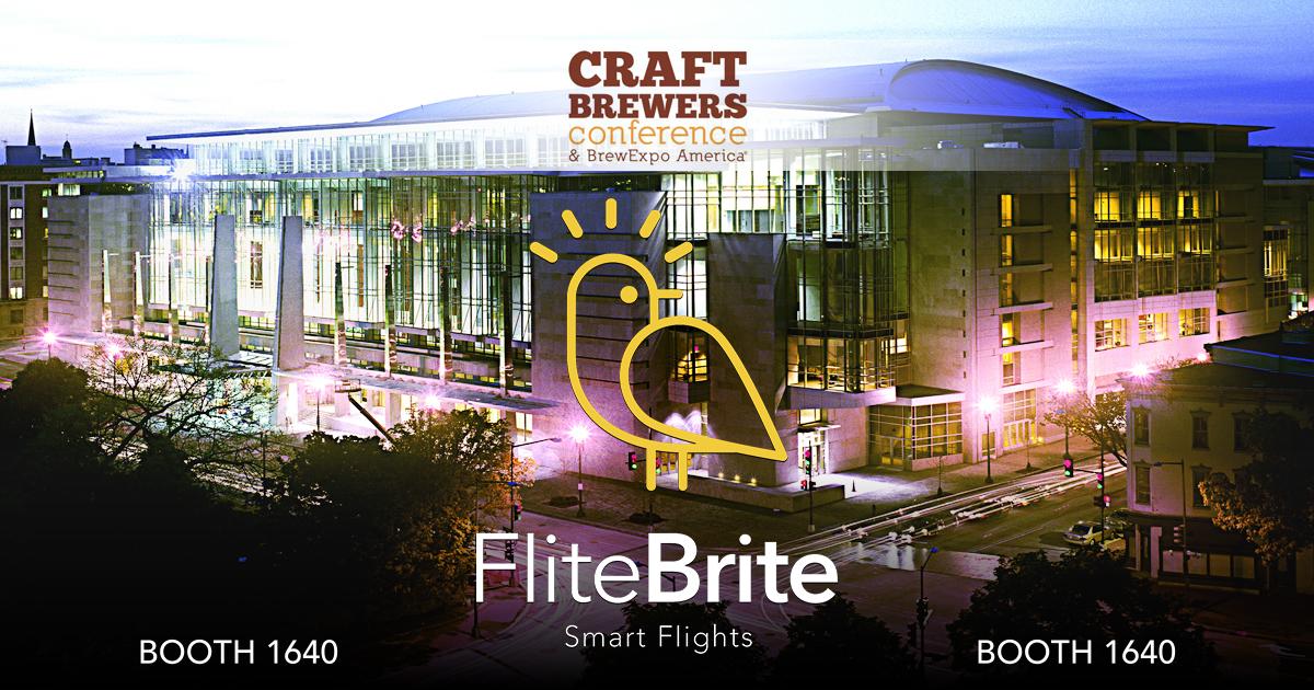 CBC17 - FliteBrite - Booth 1640