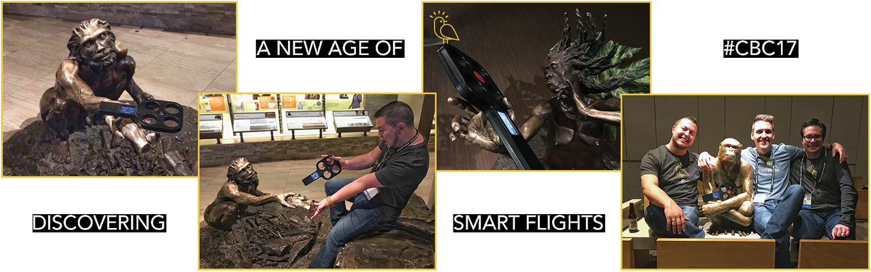 Discovering Smart Flights