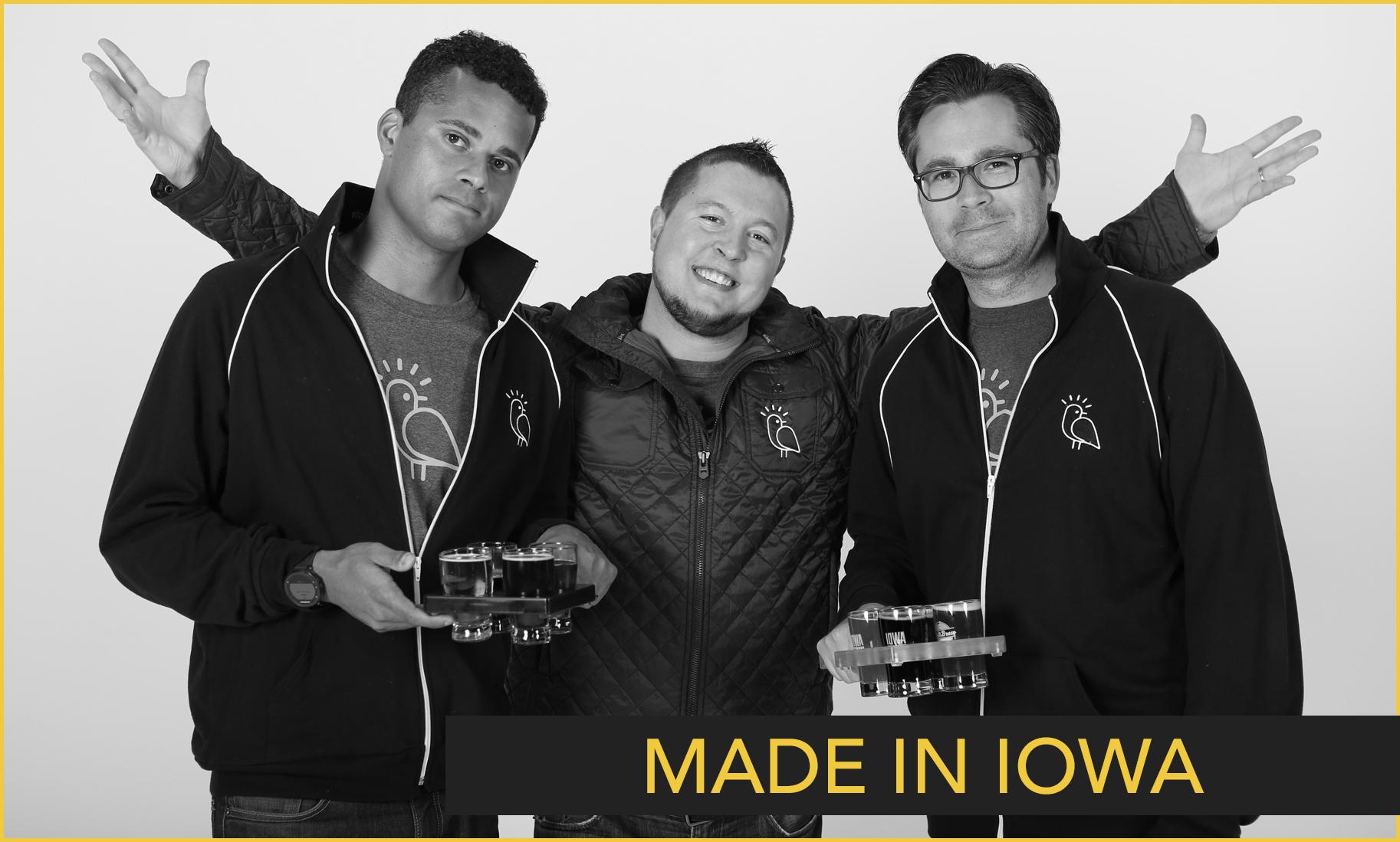 Made In Iowa
