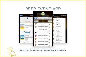 FliteBrite - Beer Event App