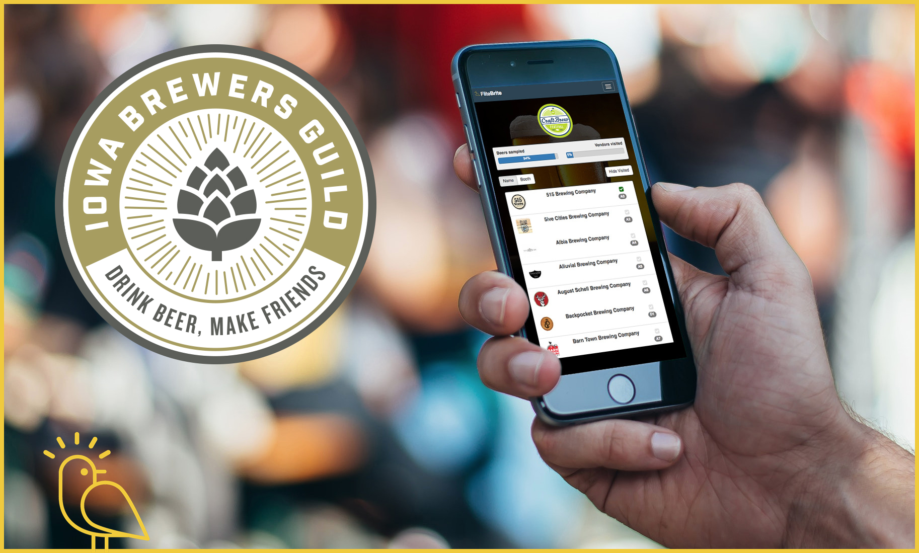 Iowa Brewers Guild - Iowa Craft Brew Festival App